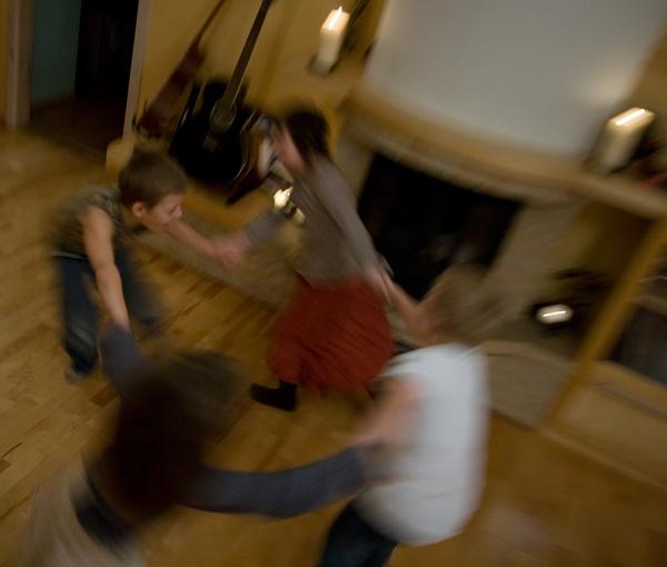Wild Dance by Vilcens