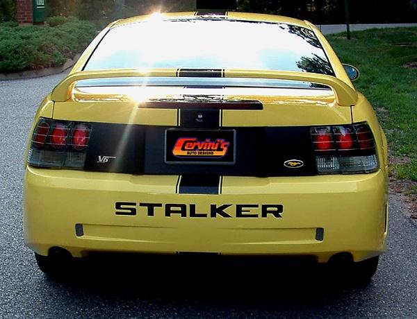 Stalker Mustang by HectorRivera