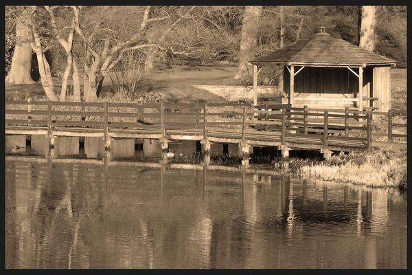 Sepia Lake by jon1973