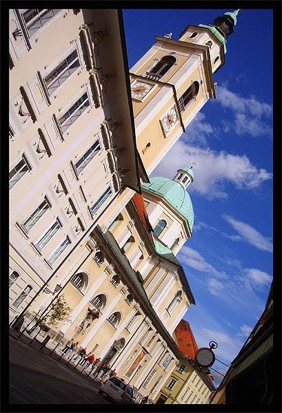 Ljubljana Cathedral by _estel_
