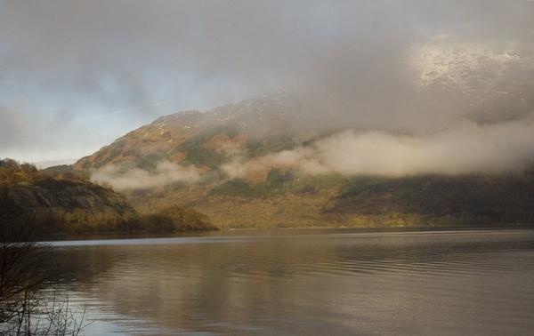 Looking Over Loch Lomond by rowarrior