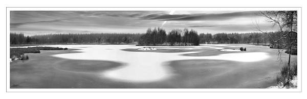 Woorgreen Lake by chesh