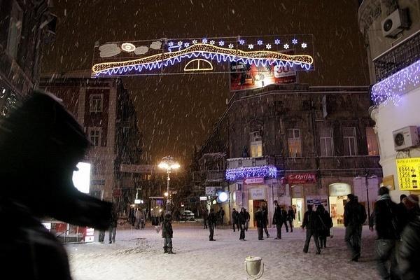 snow come!!! by faxriyye