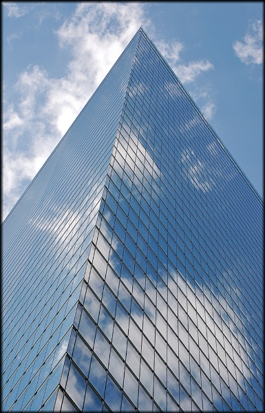 WTC-7 (looking up) by TyChee