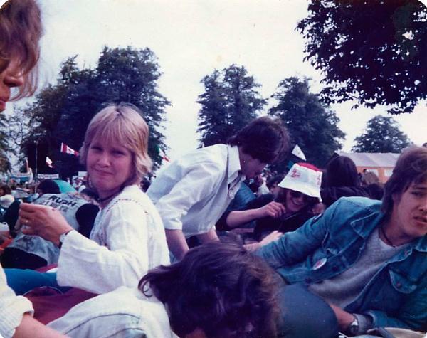 1979  Knebworth! by hayleyk