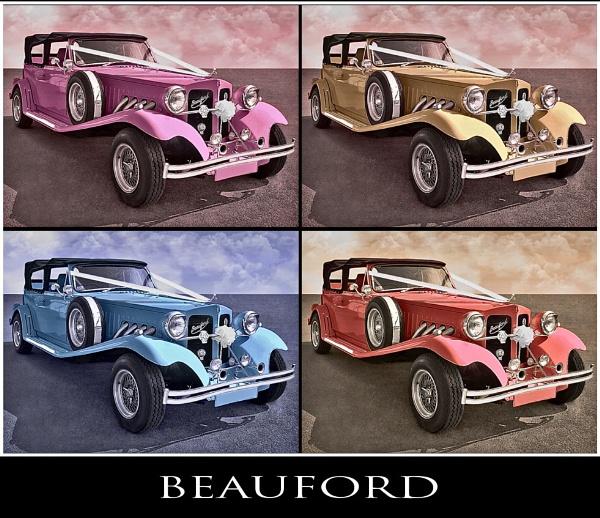 Beauford variants by Photogene