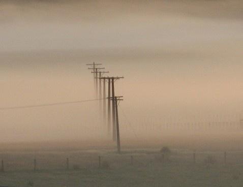 Misty Poles... by Gecko
