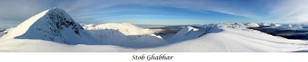 Stob Ghabhar by trekpete