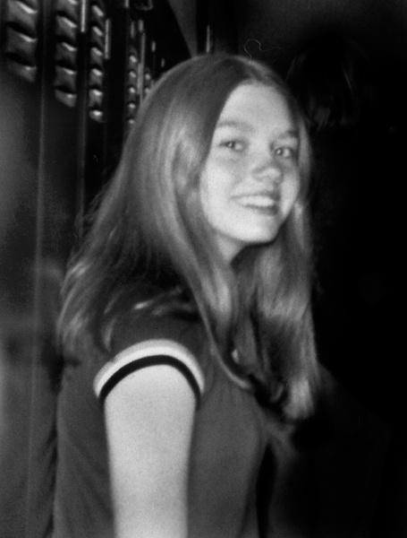 Me in 1977 by LisaRose