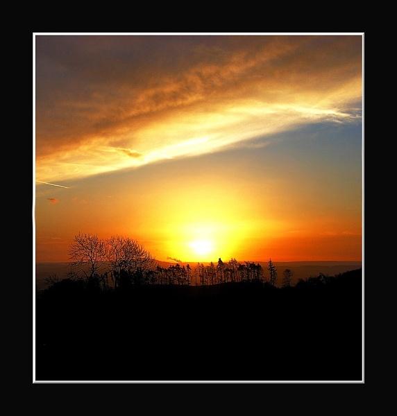 shropshire sunrise by bobalot