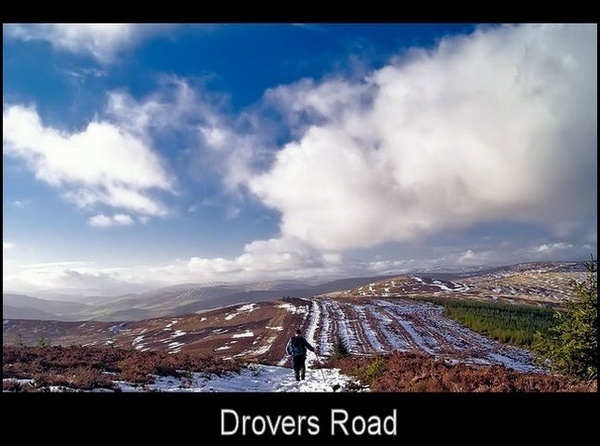 Drovers Road by GBYORKE