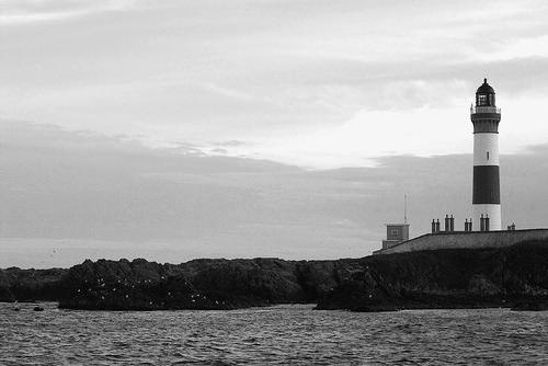 Peterhead Lighthouse by wipka84