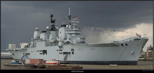HMS Ark Royal by Delg999