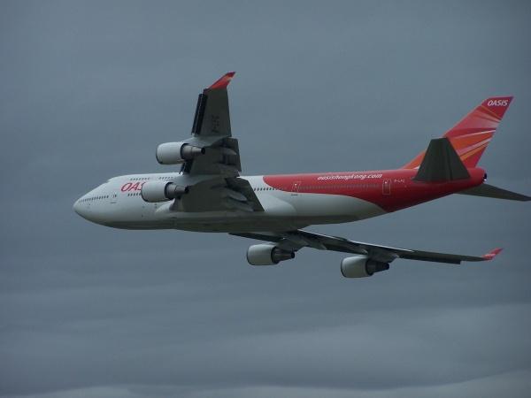 OASIS HONG KONG 747 by TANKBUSTER