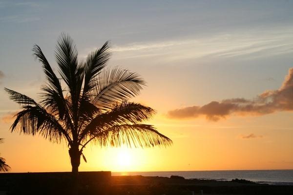 Lanzarote Sunrise by Georgias_Dad