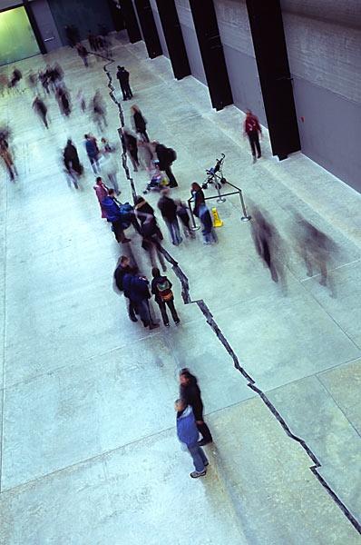 Tate Modern - Shibboleth by duratorque