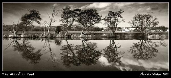 Winter Wharfe by ade_mcfade