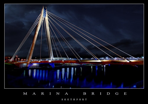 Marina Bridge by p100
