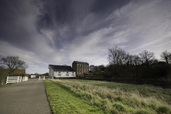Fingringhoe Mill by davereet