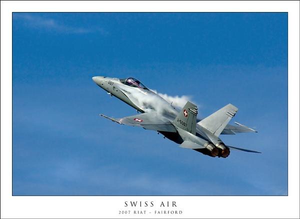 Swiss air by javam