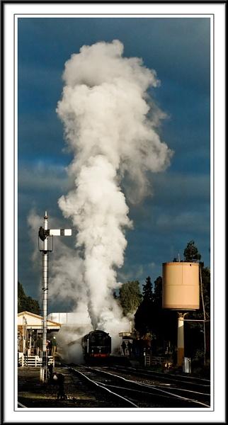 Tower Steam by Hoffy