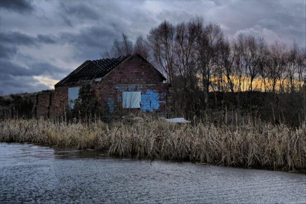 Derelict Building by RobW