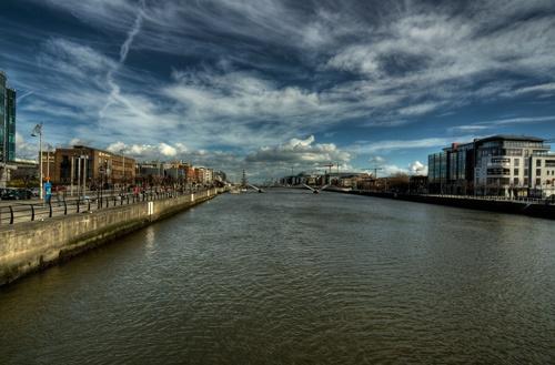 Dublin City by stano