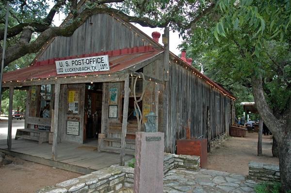 Luckenbach Texas by jdh2