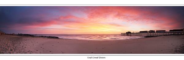 East coast Dawn by Chriscj