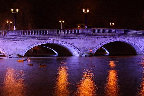 Town Bridge Bedford by mumfie2003