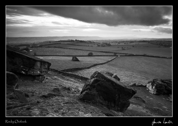 Rocky Outlook by jameslovell71