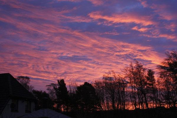 Sunrise by albyn