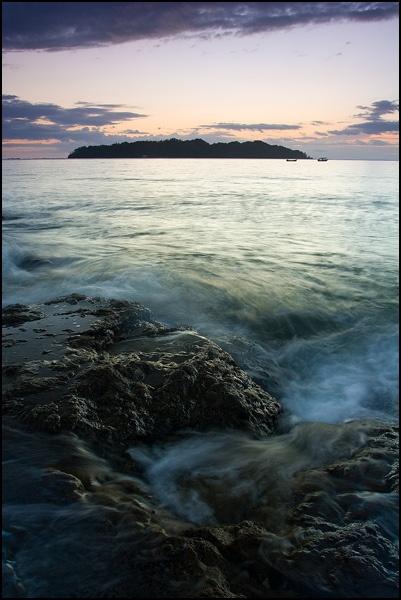 Panama Sunset by iwool