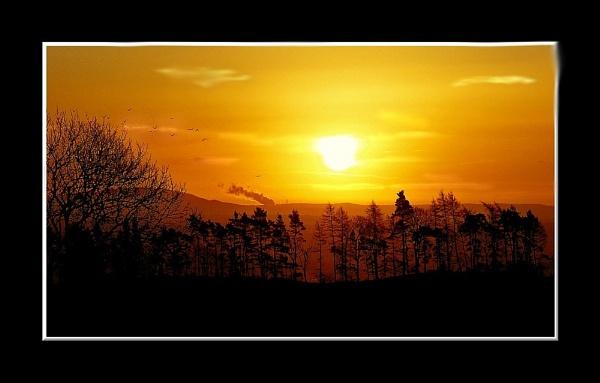 Shropshire Sunrise 2 by bobalot