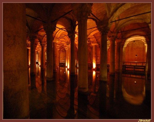 Basilica Cistern 3 (Handheld) by justbrock