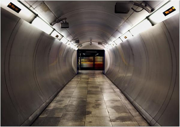 Underground Shapes by Strobe