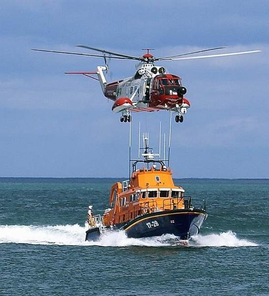 Air sea rescue by Silverzone
