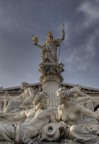 Vienna Parliment by jammy_sam