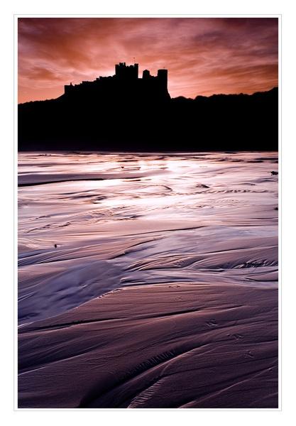Bamburgh Sands by paularthur