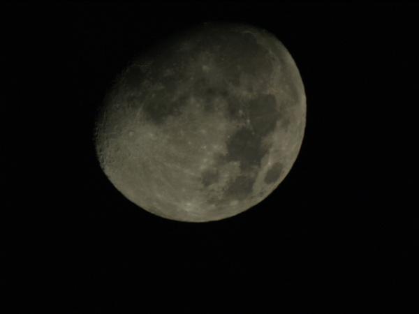 The Moon by Francosfotos