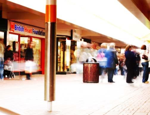 Cwmbran shoppers by Boyoclark
