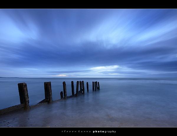 Dawn in Co Down by StevenHanna