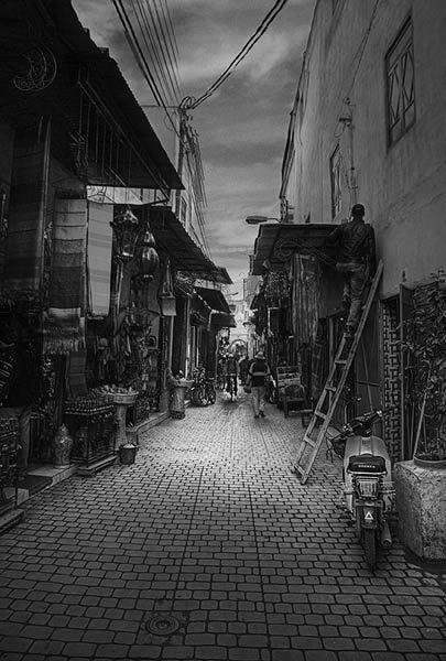 Marrakech by Liveral