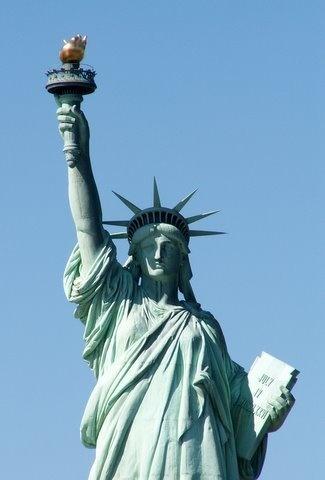 "\""Lady Liberty\"" by BigKiz"