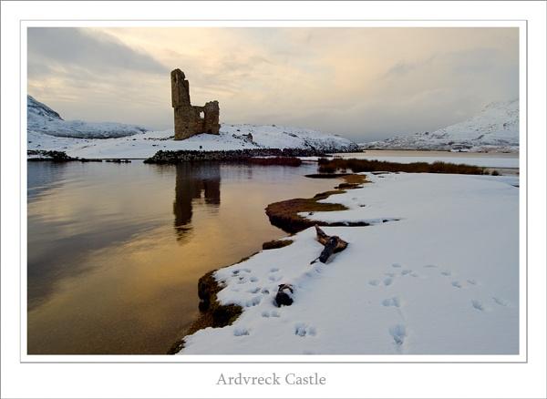 Ardvreck Castle 1 by Sue_R