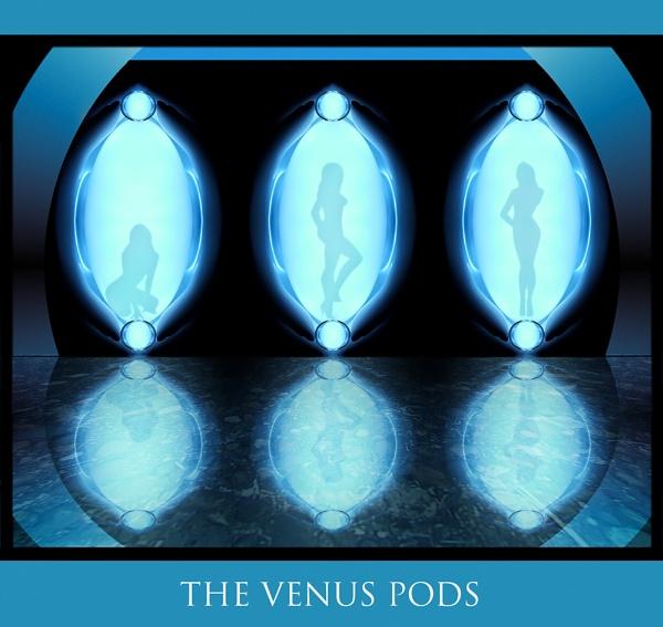 The Venus Pods by Photogene
