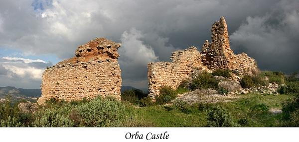 Orba Castle by trekpete