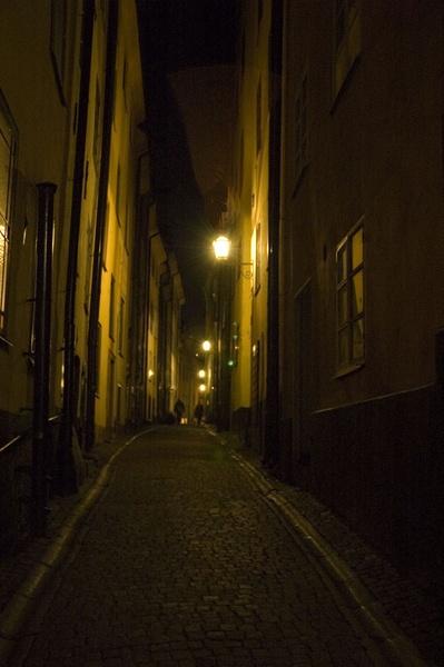 gamla stan by night by japa