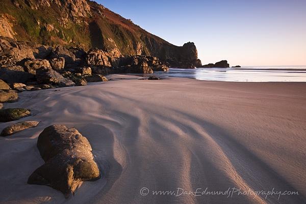 La Bette Bay by Guernseydan