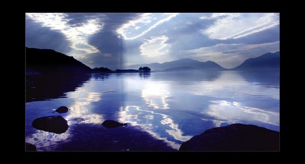 Silver Loch by tavm